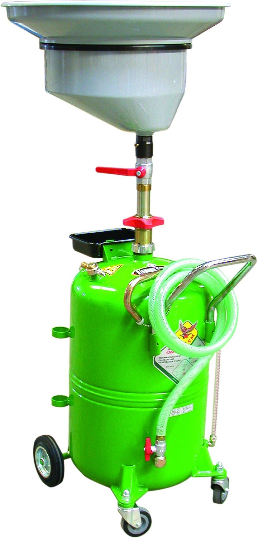 National-Spencer 1235 Waste Oil Drainer, 17 gal