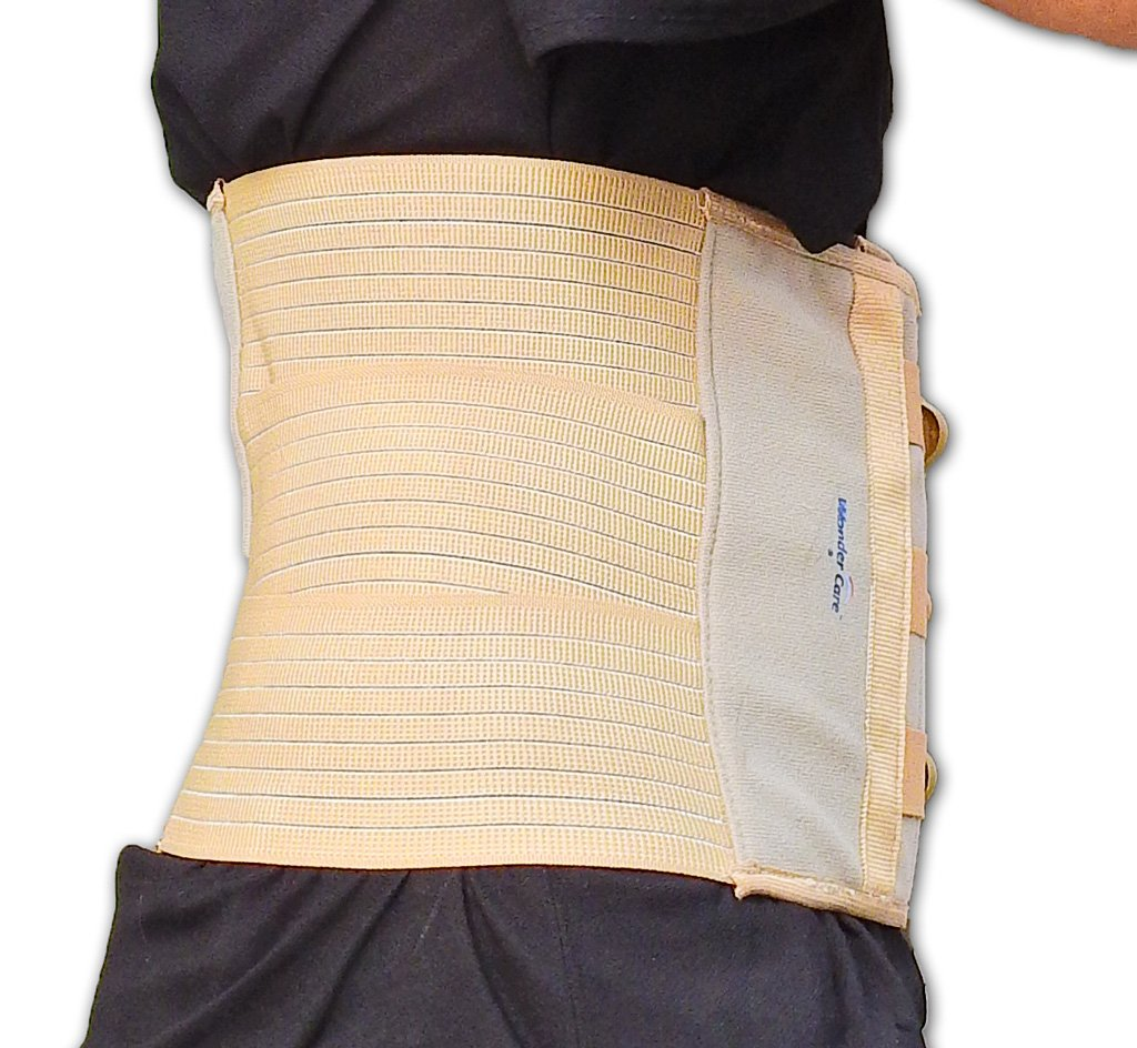 3b7274e0c506a Buy Wonder Care Abdominal Belt Binder After C-Section Delivery Body Shaper  for Women (Small) Online at Low Prices in India - Amazon.in