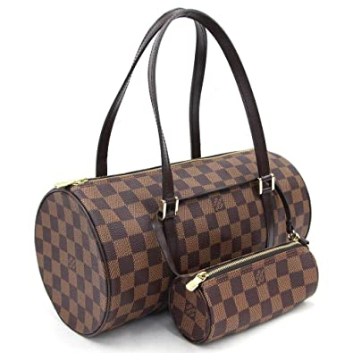 04ee3a048353 LOUIS VUITTON(ルイヴィトン) トートバッグ ダミエ パピヨン30 N51303 中古 ハンドバッグ 丸型