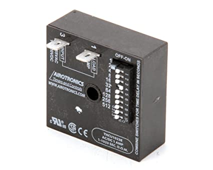 Dean 8122185SP TIMER RELAY DIP SWITCH SETTING (8122185SP)