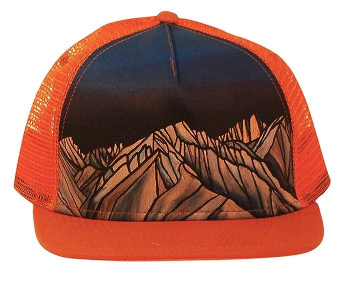 Bristlecone Designs Lone Pine Peak Trucker Hat (Regular 9eca4a16a554