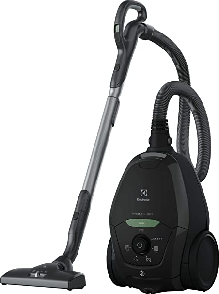 Electrolux PD82-GREEN - Aspiradora con bolsa, potencia máx. 600 W, sistema de aspiración AeroPro, 2 cepillos, accesorio 3 en 1: Amazon.es: Hogar