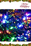 Partifabrik Yılbaşı Ağacı Led Işık 5 mt 100 led