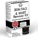 BuyNaturally Skin Tag & Wart Remover Kit