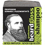 Professor Fuzzworthy's Beard SHAMPOO BAR | All Natural | Chemical Free | Essential Plant Oils | Handmade in Tasmania Australia - 125gm