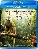 Rainforest 3D (Blu-ray 3D + Blu Ray)