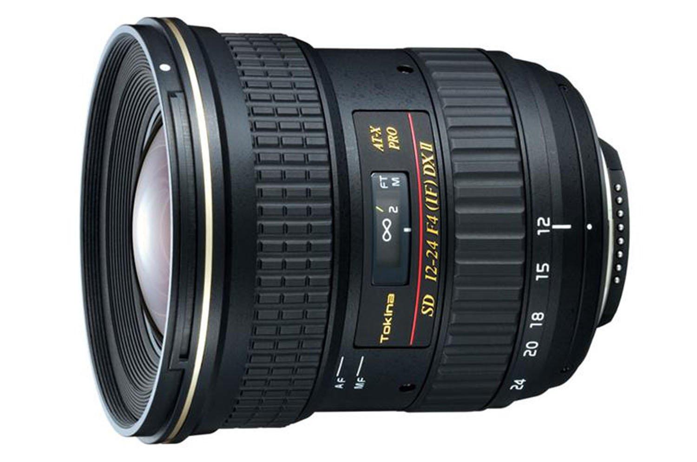 Tokina ATX 12-24mm/4 Pro DX II Objektiv für Canon: Amazon.de: Kamera
