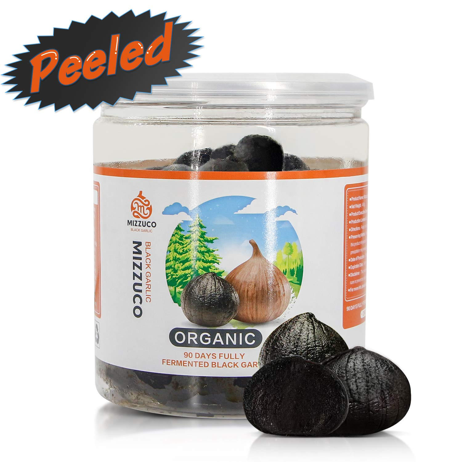 Mizzuco Black Garlic