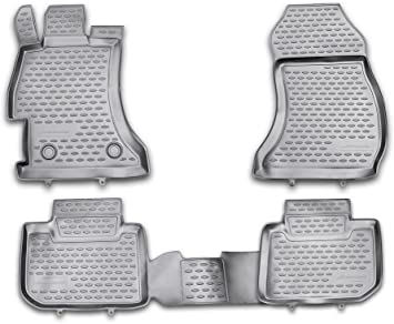 FORD S MAX Tailored Car Floor Mats 10-11 2 Clip