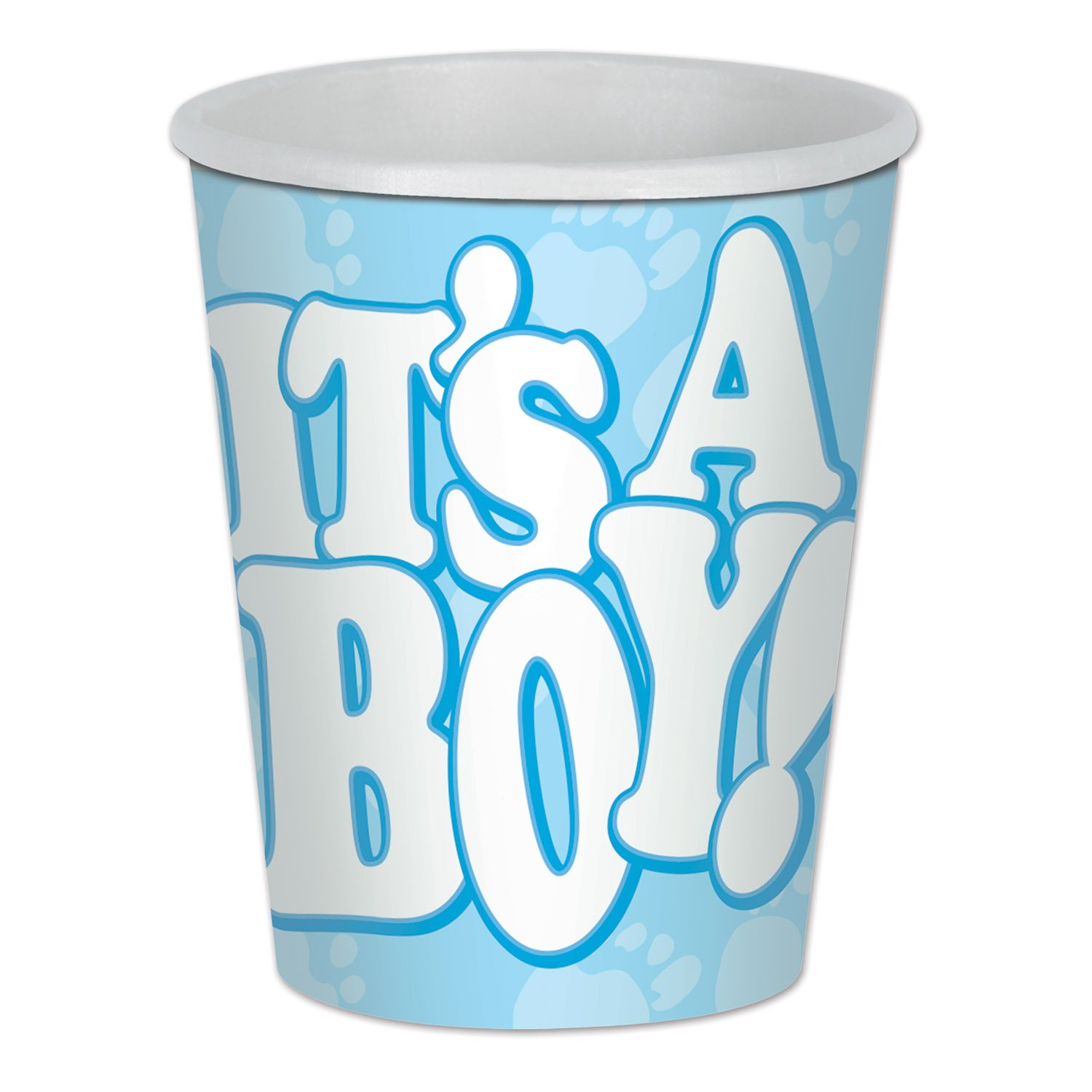 Beistle Its A Boy Beverage Cups 9 Ounce