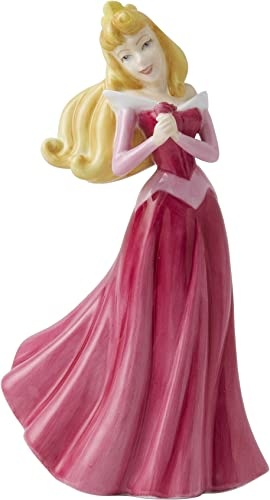 Royal Doulton Sleeping Beauty Figurine Part of the Walt Disney Showcase