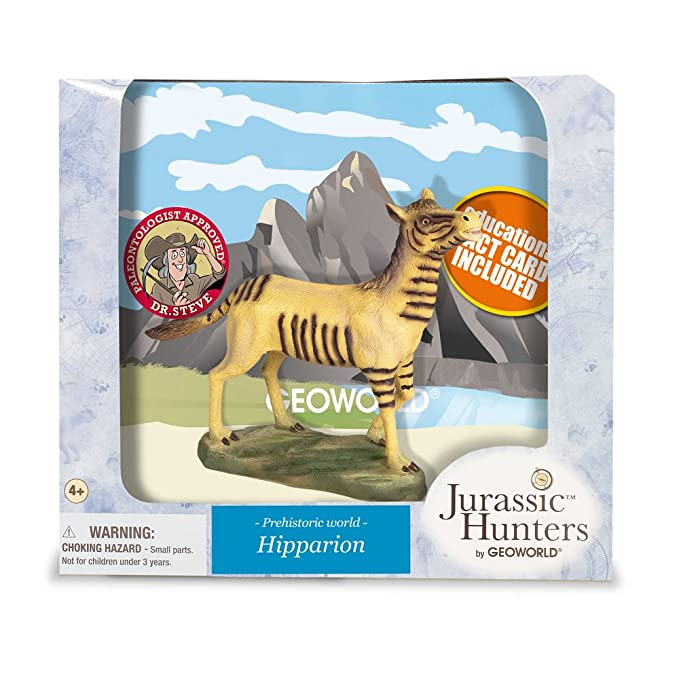 JURASSIC HUNTERS HIPPARION CL518K