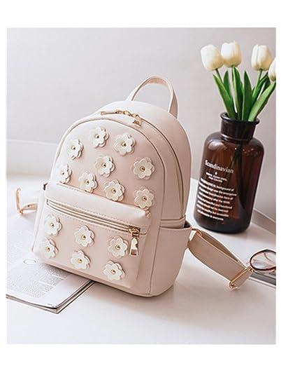 Amazon.com: Tyler – Morrison Mujer Flor Mini bolsa mochila ...