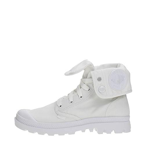 PALLADIUM scarpe donna sneakers alte 92353-238-M LADY BAGGY  Amazon.it   Scarpe e borse 891abb1968c