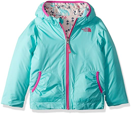 cd5509e014 Amazon.com  The North Face Toddler Girl s Reversible Perrito Jacket   Clothing