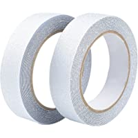 Irich Anti Slip Tape, High Traction&Safety Durable Adhesive&Waterproof Funtion Stairs, Kitchens, Toilets, Swimming Pools, Bathtubs (2.5cm,5m)