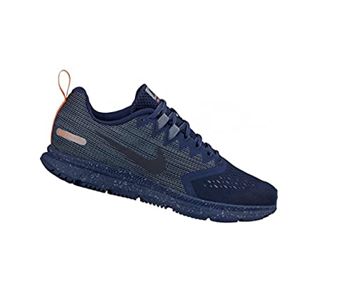 Nike Air Zoom Span 2 Shield Running Shoe - Binary Blue/Obsidian/Armory Blue