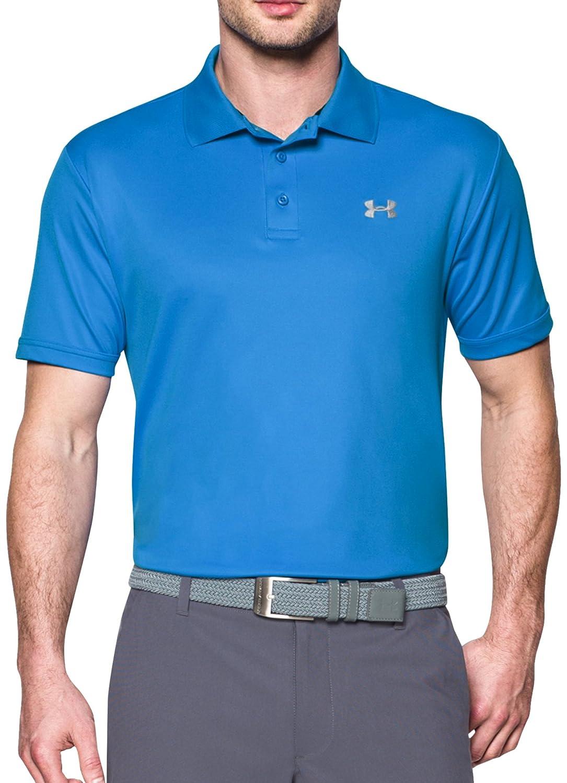 (アンダーアーマー) UNDER ARMOUR テックポロ(ゴルフ/ポロシャツ/MEN)[1290140] B01MDUOIXU X-Large|Mako Blue/Graphite Mako Blue/Graphite X-Large