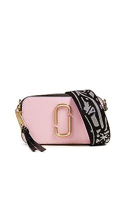 7cbf4b46758 Amazon.com: Marc Jacobs Women's Snapshot Camera Bag, Baby Pink, One ...