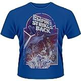 Plastic Head Men's Star Wars Empire Strikes Back Short Sleeve T-Shirt