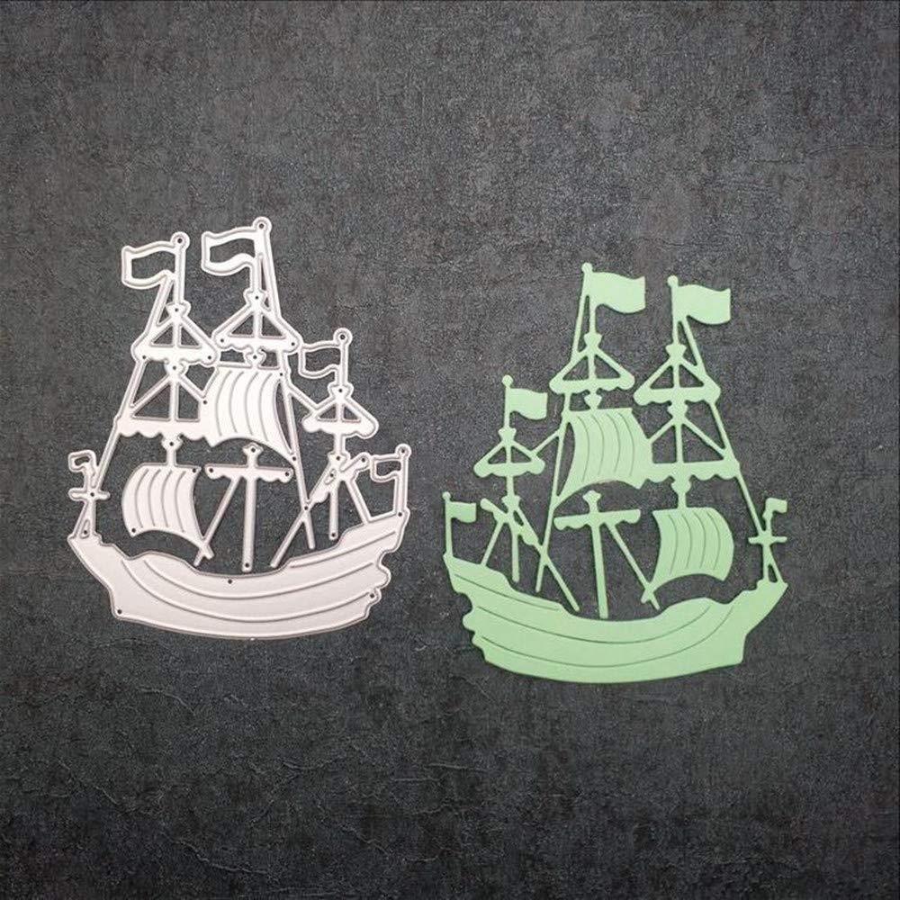 SULIFOR Stanzschablone Stanzform aus Metall DIY Scrapbook Album Papier Karte Dekorationsprozess