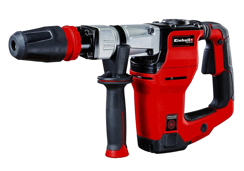 Einhell Abbruchhammer TE-DH 1027, 1,500 W, Schlagzahl 1,900 min-1, Schlagstärke 32 J, SDS Max, Vibrationsgedämpfter Griff, im Koffer - 9
