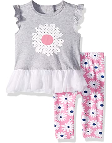 089e6558d9a74 Gerber Baby Girls Tunic and Legging Set