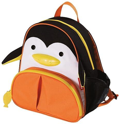 Skip Hop SKI-ZOO-PEN - Mochila con diseño de pingüino [importado de