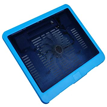MOSTOP® Super Ultra fino tamaño grande ventilador silencioso Radiador Ventilador silencioso de refrigeración refrigerador radiador para ordenador portátil ...
