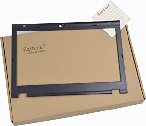 Eathtek Replacement Laptop LCD Front Bezel Cover for IBM Lenovo T420 T420i series, Compatible with part# 04w1609 04w1620
