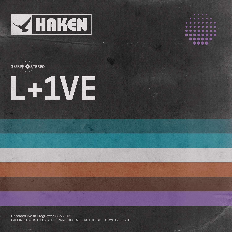 Vinilo : Haken - L+1ve (Gatefold LP Jacket, With CD, Germany - Import)