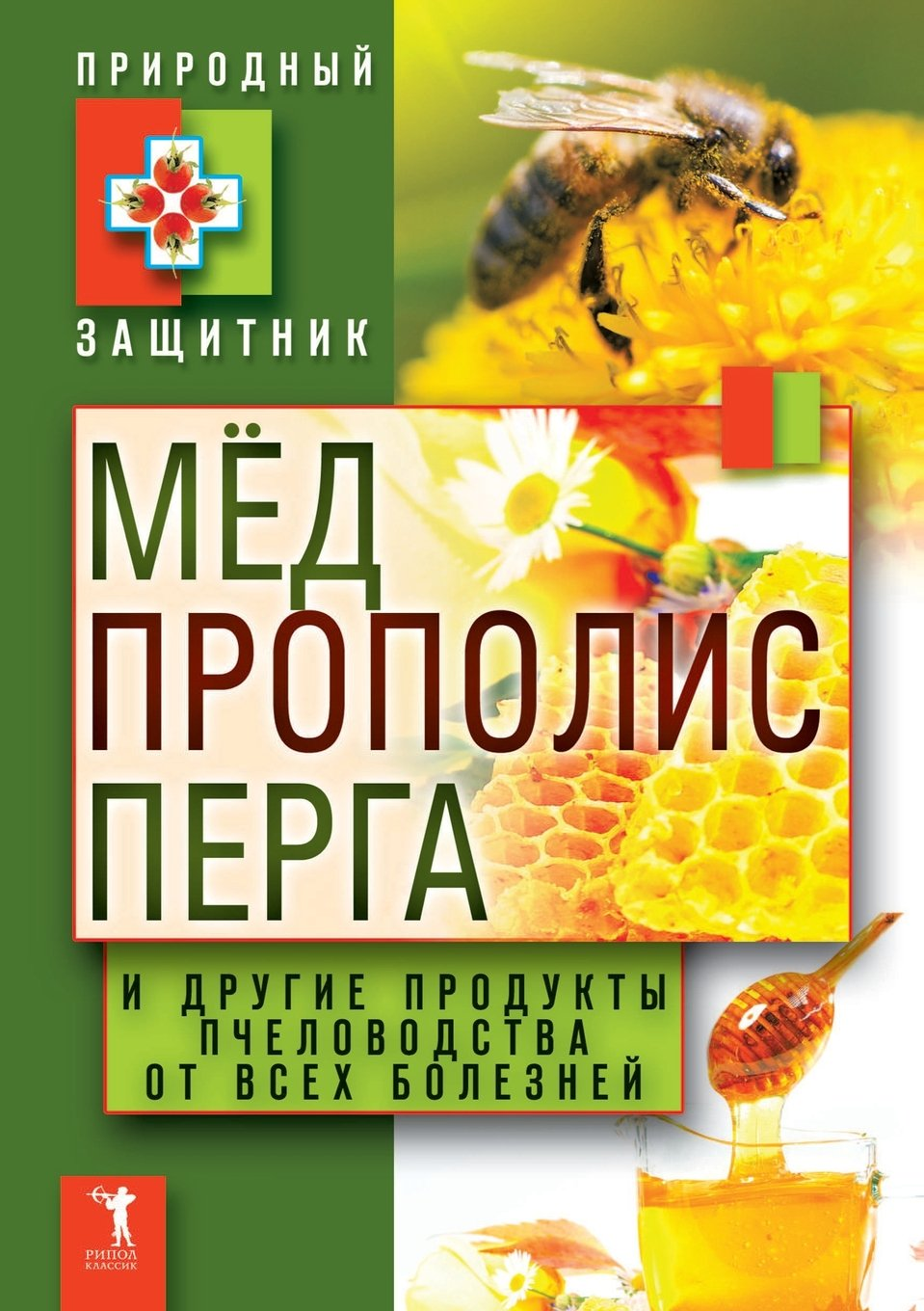 Download Honey, propolis, pollen and other bee products from all diseases (Russian Edition) pdf
