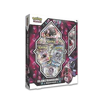 Pokémon POK80414 Juego de Cartas de Intercambio: Island ...