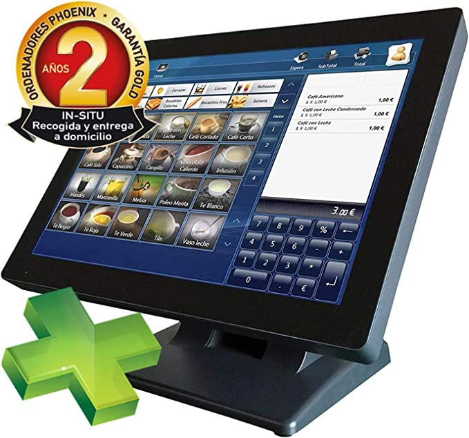Phoenix Technologies Ordenador Phoenix tpv Integrado Pulsar Intel