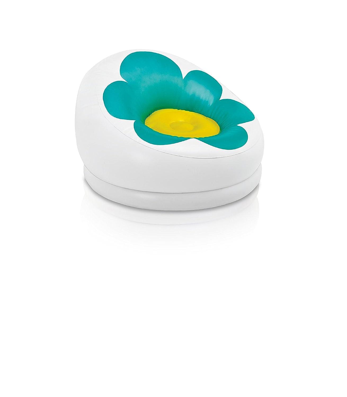 Intex - Sillón con diseño de simpática Flor - Fabricada en PVC ...