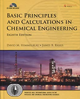 Amazon problem solving in chemical and biochemical engineering basic principles and calculations in chemical engineering 8th edition prentice hall international series fandeluxe Image collections