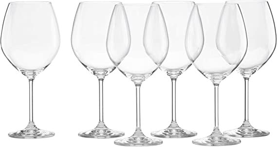 Lenox 887609 Tuscany Classics Red Wine Glasses