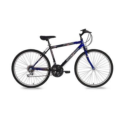 9c6c138229b Amazon.com : Kent International Inc. Bicycle Men Trail Blaster 26In 12676 :  Dual Suspension Mountain Bicycles : Sports & Outdoors