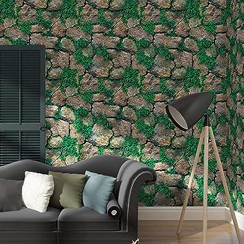 Indian Royals Modern Brick 3d Wallpaper Wall Sticker Home Decor Pvc 45x1000 Cm Multicolour