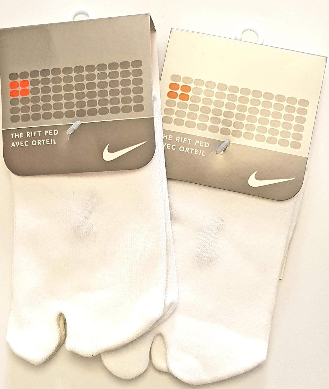 Nike - Medias de fútbol - para hombre Blanco blanco XL ...
