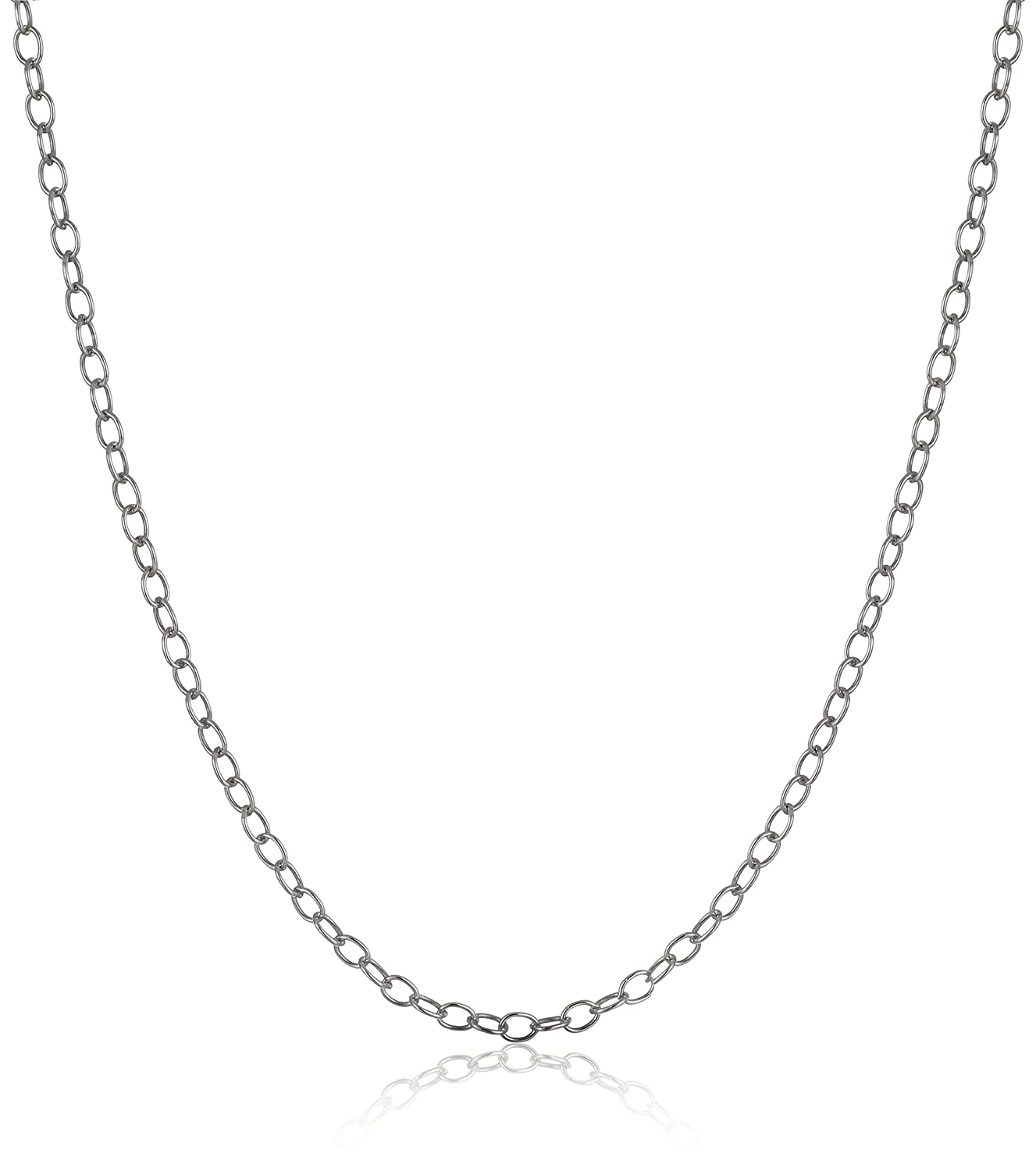 14k Gold Lightweight Rolo Chain 1.2mm Chain Necklace