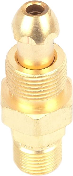 "Argon Co2 Disposable Gas Regulator With 3//8/"" BSP Adaptor"