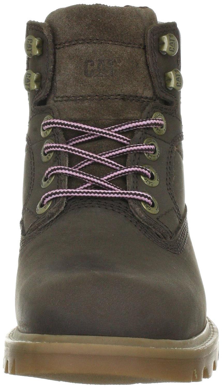 Cat Footwear WILLOW P305059 - Botines fashion de cuero para mujer, color negro, talla 37
