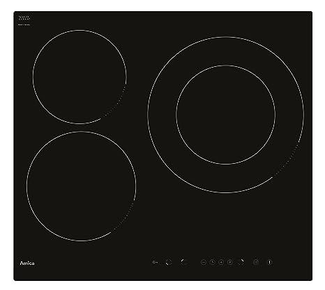 Vitroceramica Induccion Amica PI6530P01: Amazon.es: Hogar