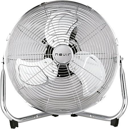 Nevir Ventilador Aire Industrial NVR-VS30-M 70W,30CM,Cromado ...