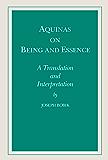Aquinas on Being and Essence: A Translation and Interpretation