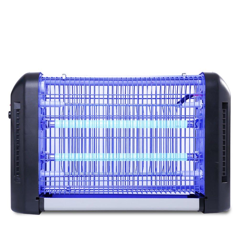 GUOWEI 蚊ランプ電撃殺虫灯 LEDライト UVA プラグインタイプ 電気ショック ベース操作 屋内 商業の 7モデル (色 : ブラック, サイズ さいず : 34.9X9.2X26.5CM-2*6W) B07DRGJHSK 34.9X9.2X26.5CM-2*6W|ブラック ブラック 34.9X9.2X26.5CM2*6W