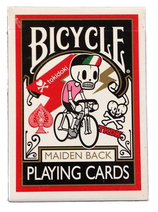 Amazon.com: Bicycle Tokidoki Deck: Sports & Outdoors