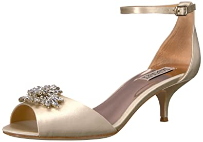 1e5b1c8c164 Badgley Mischka Women s Sainte Heeled Sandal