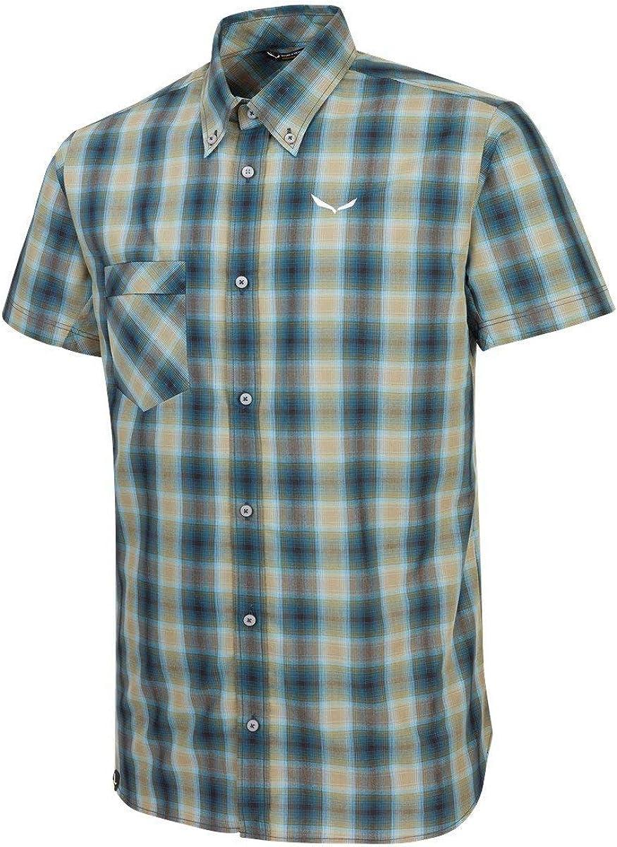 SALEWA Fanes Check Dry M S//S SRT Camicia Uomo